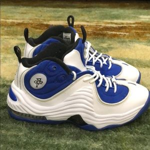 Air penny 2 collegiate blue
